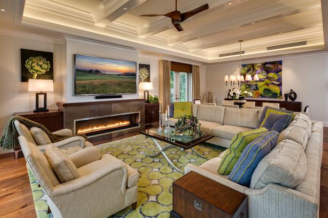 Naples Pelican Bay Carlton Place Villa Remodel Tropical Living Gorgeous Interior Design Florida Remodelling