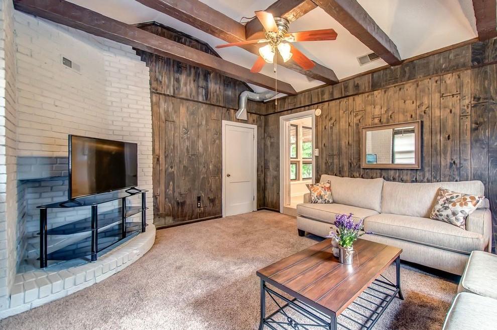 Nashville, Ranch Home Staging