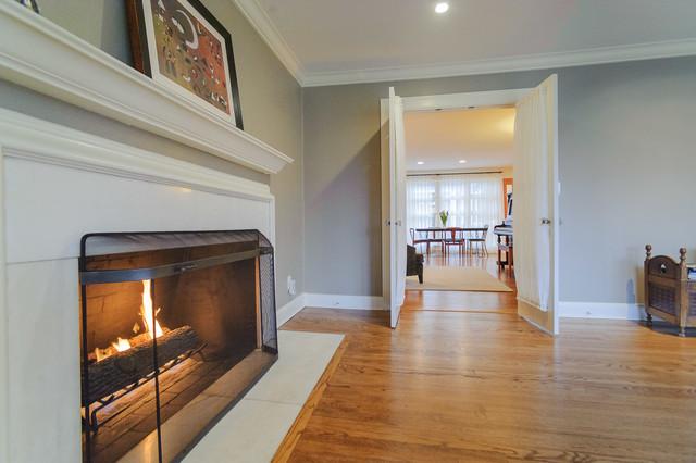 Nashville Whole House Remodel November 2013 craftsman-living-room