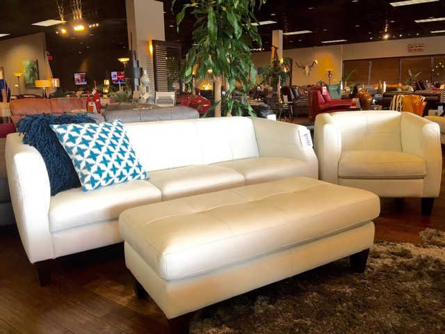 Natuzzi leather sofa austin houston modern living for Leather sectional sofa austin