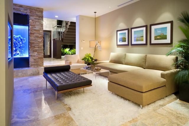 NeMo (New Modern) modern-living-room
