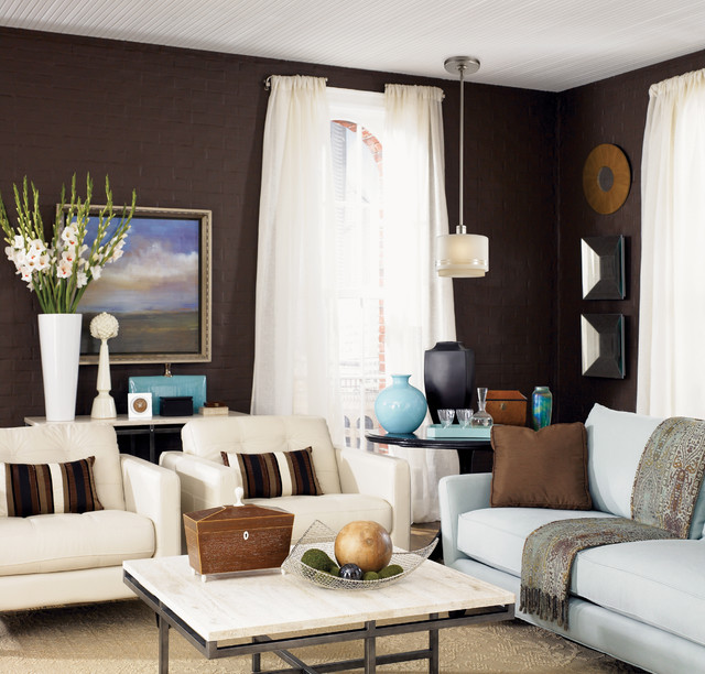 Neutrals With A Pop Of Color