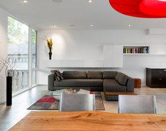 New Edinburgh Project contemporary-living-room