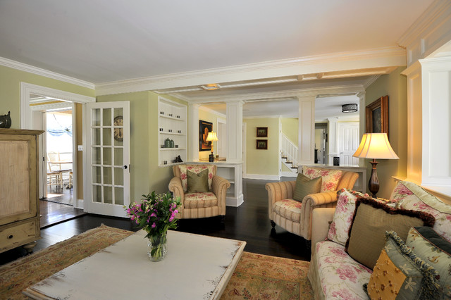 1810 COLONIAL FARMHOUSE | New York Luxury Homes | Mansions ...