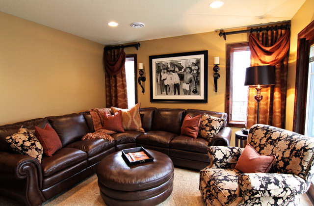 New Home DPaa traditional-living-room
