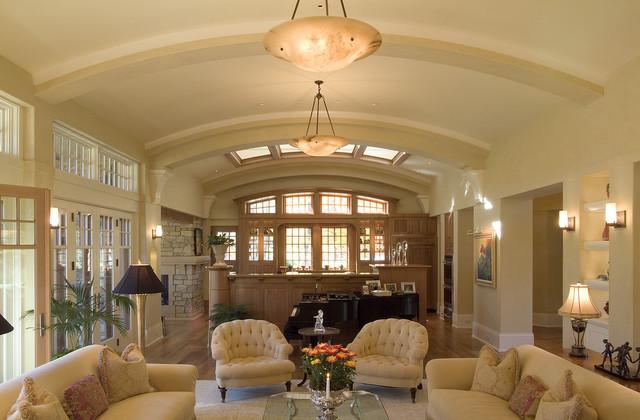 New Medina Home traditional-living-room
