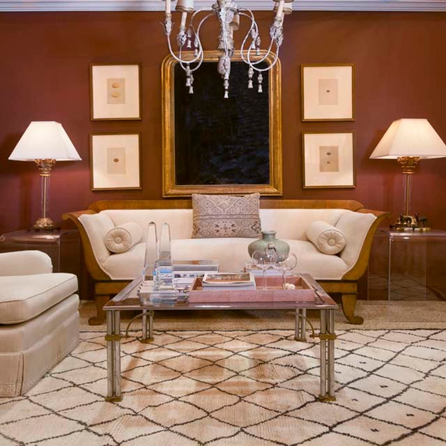 New Orleans Home And Design Show Eclectic Living Room New Orleans By Graci Interiors Llc