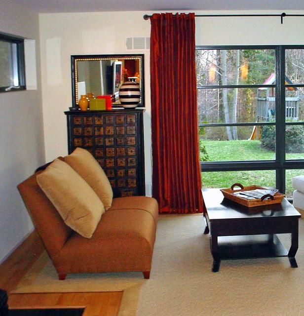 New Photos contemporary-living-room