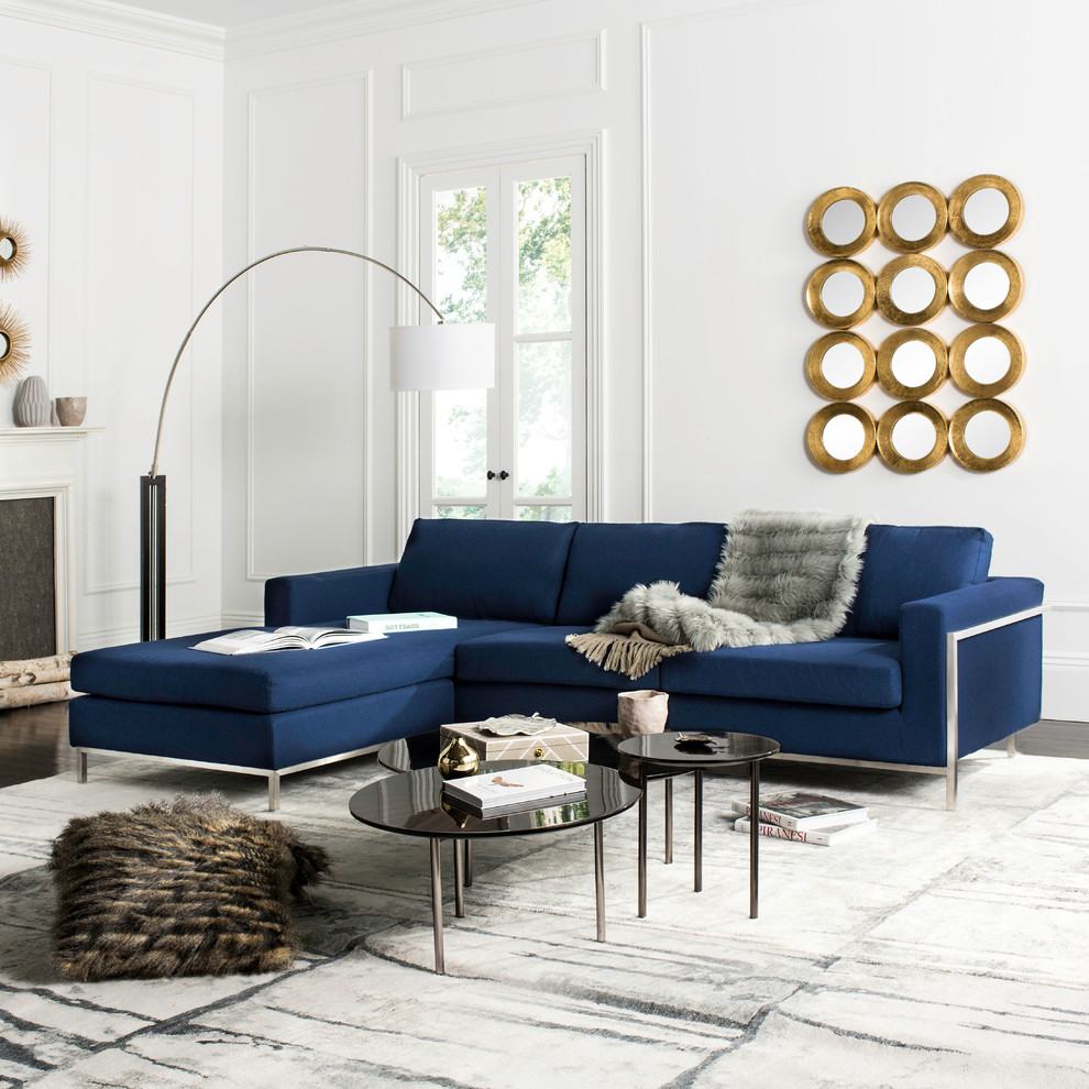 Inspiration for a living room in New York.