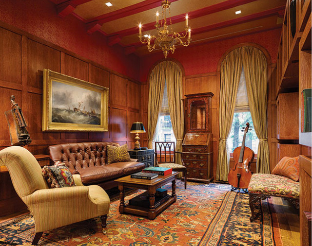 New york townhouse traditional new york by elizabeth for New york townhouse interior