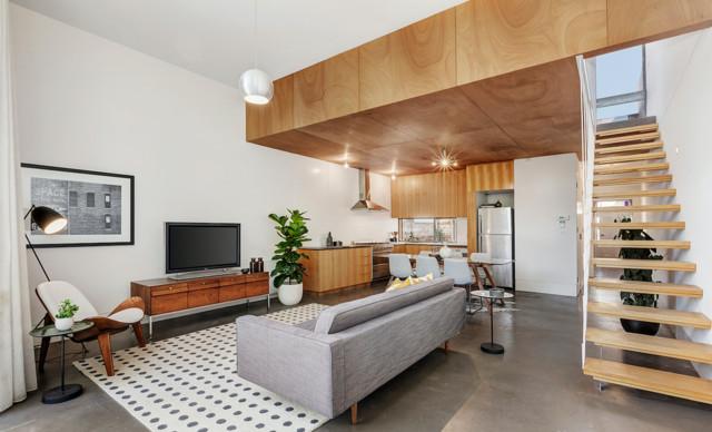 Newry Street contemporary-living-room