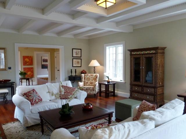 Newton traditional-living-room