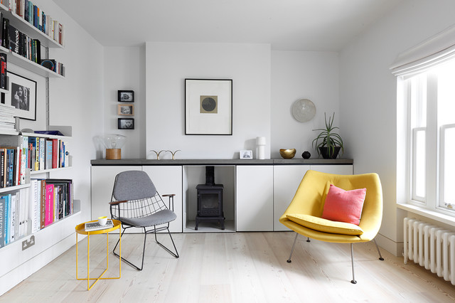 10 Excellent Ideas For Alcove Storage Houzz Uk