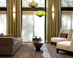 NJ Residential contemporary-living-room