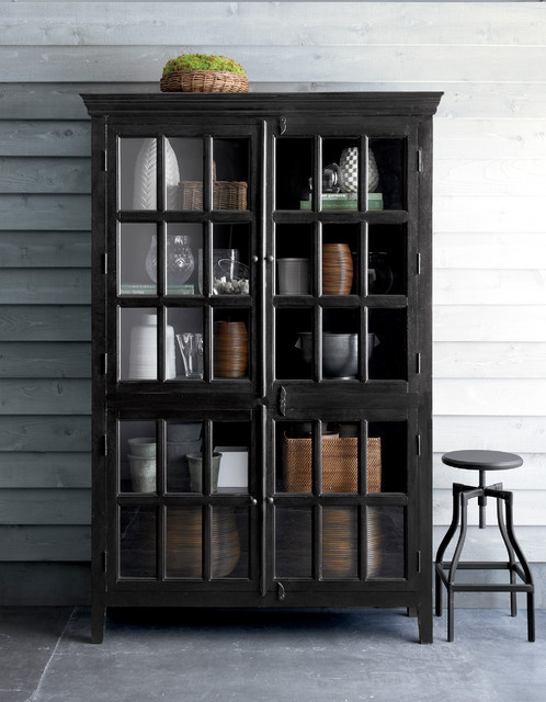 Noche Cabinet - Living Room - chicago - by Crate&Barrel