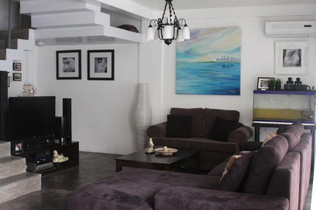 noli Dimaculangan contemporary-living-room