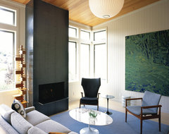 Nordquist modern living room