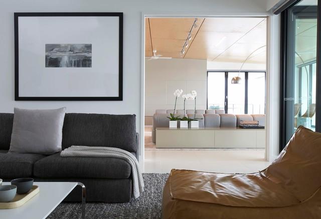 Interior Designers Decorators Norman Park Penthouse