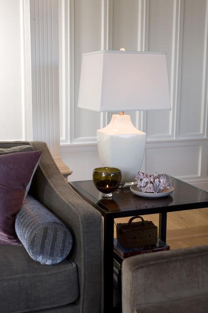 North End Formal Living Room modern-living-room