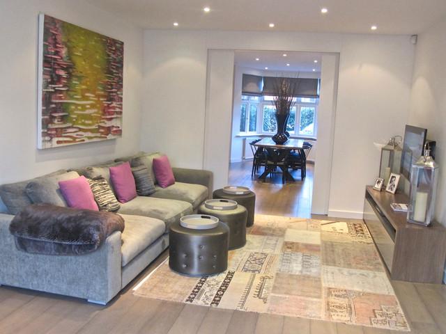 North london home for Interior designers north london