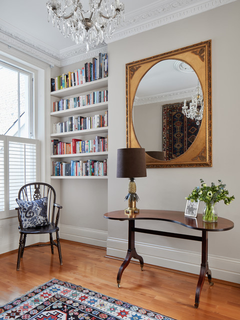 North london house eclectic living room london by for Interior designers north london
