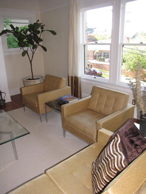 North West Residence modern-living-room