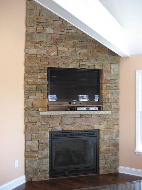 Custom Home - North Wildwood, NJ (2) traditional-living-room