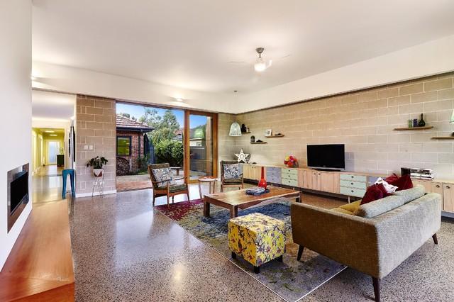 Northcote residence for Joop living room 007
