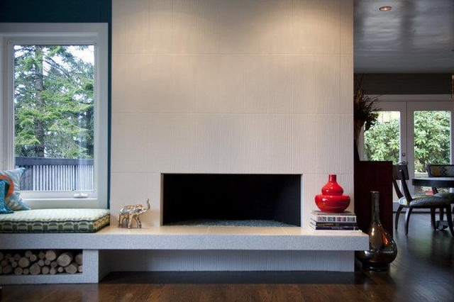 not neutral contemporary-living-room