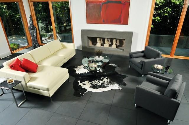 Nottingham residence contemporary living room other for Living room nottingham