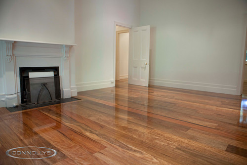 What Type Of Finish Is Used On The Australian Gum Wood Floor