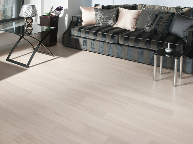 Oak Albatross contemporary wood flooring