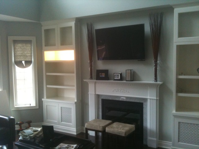 Oakville Family Room