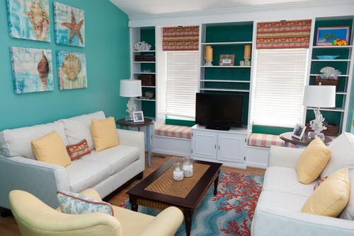 Ocean Living Room