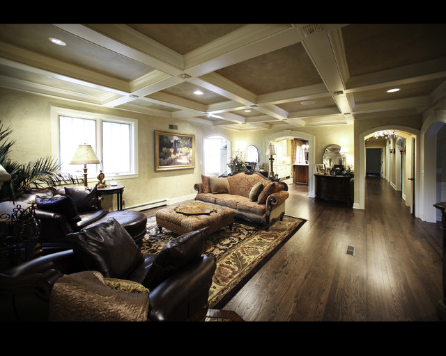 Oconomowoc Whole House Remodel traditional-living-room