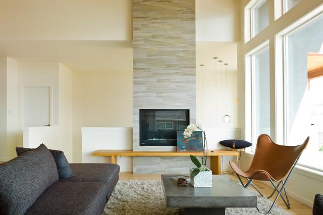 Okanagan Danchuk Residence Modern Living Room Other By