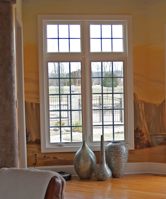 okna windows traditional living room dc metro by windows on