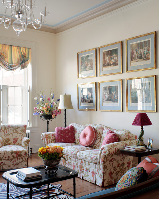 Old Town Alexandria Va Townhouse Traditional Living Room New York By Missie Fahey Inc