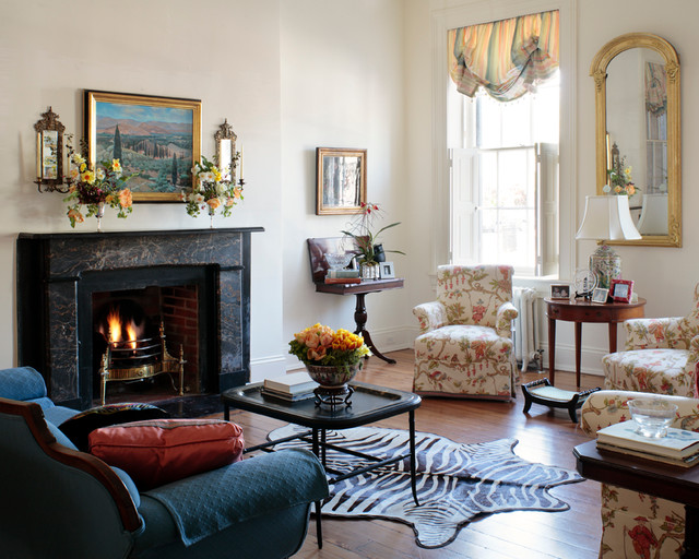 Old Town Alexandria Va Townhouse Traditional Living Room Other Metro By Missie Fahey Inc