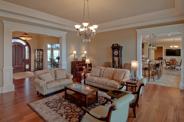 Old World European Traditional Living Room Other By Rci Interior Design