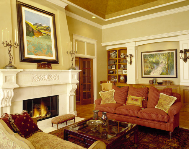 old world gem traditional living room denver by