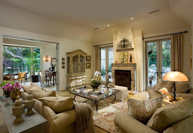 Olive Mill mediterranean-living-room