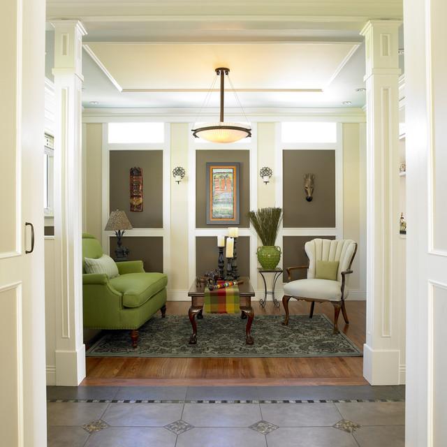 Oliver Street traditional-living-room