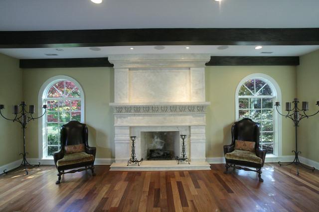Olympia Stone fireplaces