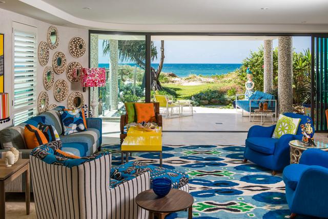 On the beach main beach for Living room on main