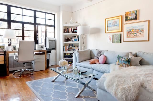 Reorganizing Room: One Bedroom Apartment Reorganization: Sheridan Square