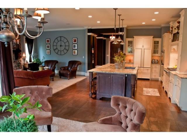 Open Floor Plan living-room