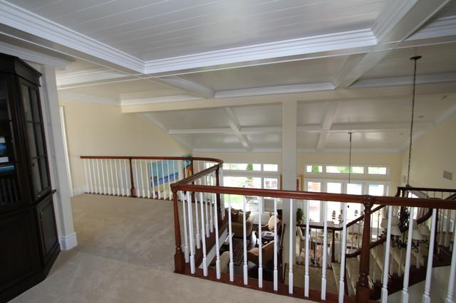Orange County traditional-living-room