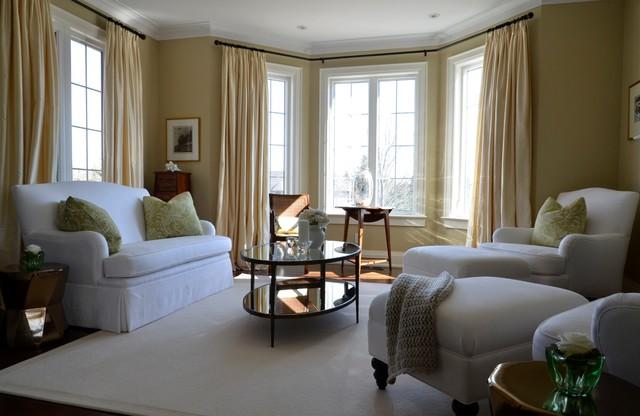 Orico formal living room traditional living room toronto by