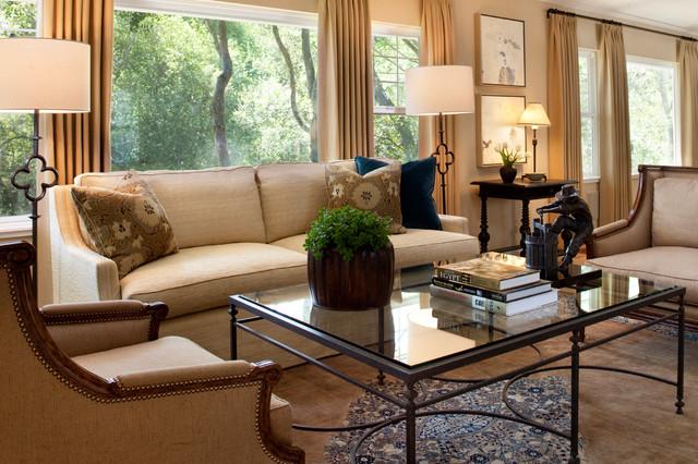 Orinda Residence Contemporary Living Room San